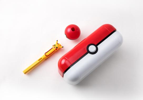 又一个品牌专门为天猫双11做了定制联名 这次是德国网红钢笔LAMY